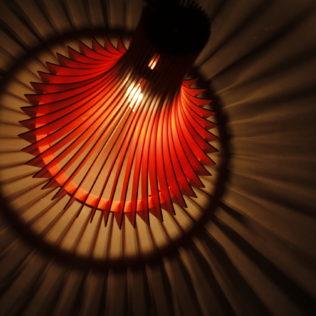 Светильник из дерева ДЕКАНТЕР (Decanter)