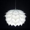 светильник из пластика