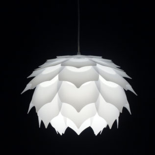 Светильник из пластика ПАНГО 2