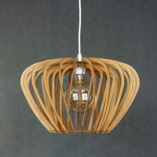 Светильник из дерева PARA 1 (цвет)